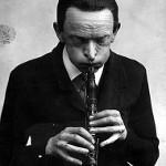 Ein Klarinettist